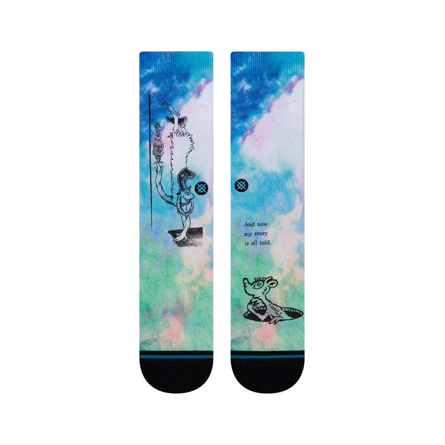 Stance Dr. Seuss Casual Crew Poly Blend Socks Accessories Stance