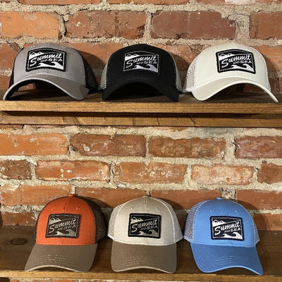 Summit and Sea Trucker Hat Inventory Summit and Sea