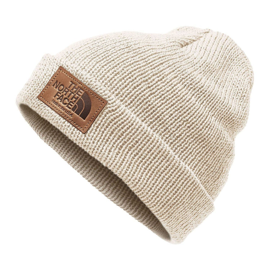 The North Face Cali Wool Beanie (Natural White) Hats The North Face