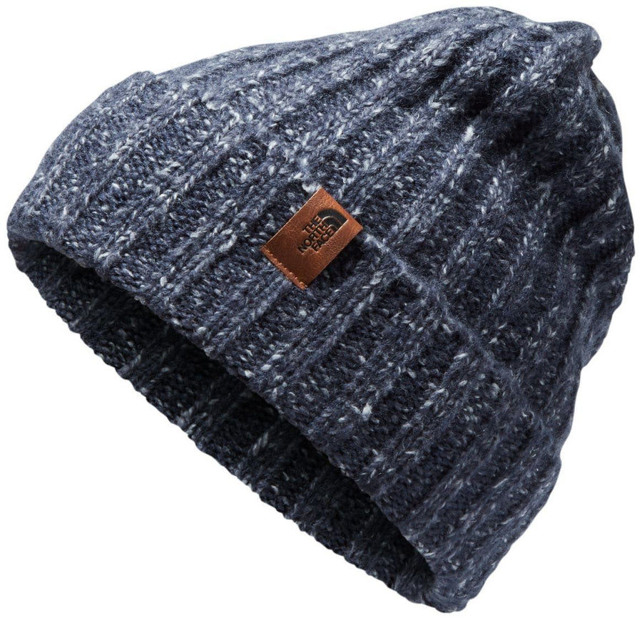 The North Face Chunky Rib Beanie (Rabbit Grey) General The North Face