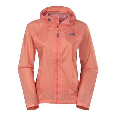 The North Face Cloud Venture Jacket - Women's Inventory The North Face Punch Orange L
