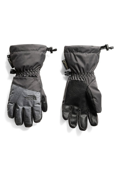 The North Face Montana Gore-Tex Glove - Kid's Accessories The North Face S Graphite Grey