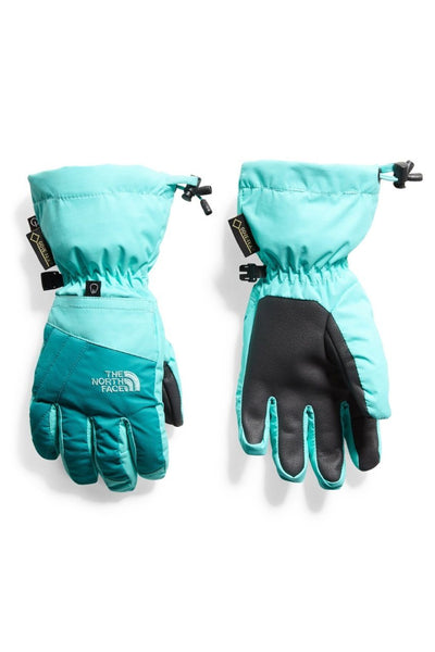 The North Face Montana Gore-Tex Glove - Kid's Accessories The North Face S Mint Blue