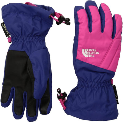 The North Face Montana Gore-Tex Glove - Kid's Accessories The North Face S Pink/Purple