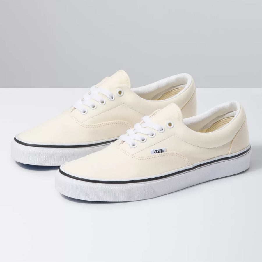 Vans Era Shoe (Classic White/True White) - Men's Inventory Vans