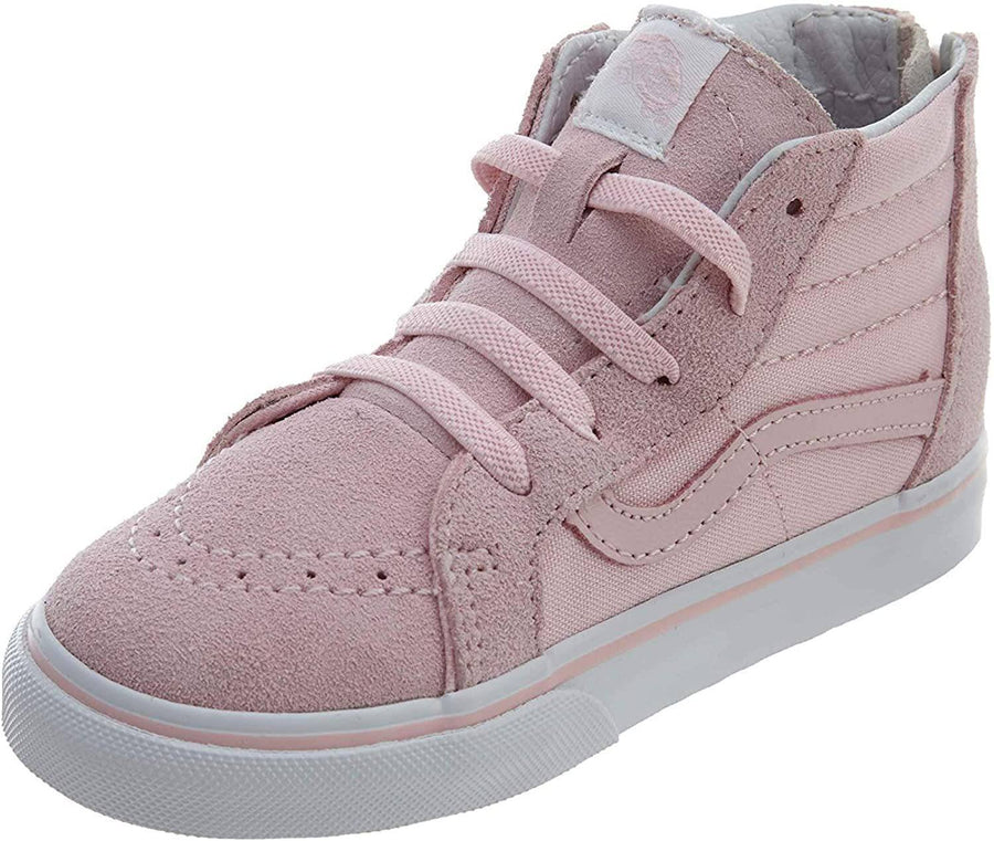 Vans Toddler SK8-Hi Zip (Chalk Pink) Inventory Vans