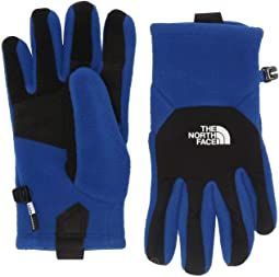 The North Face Denali ETip Gloves - Kid's Accessories The North Face S Black
