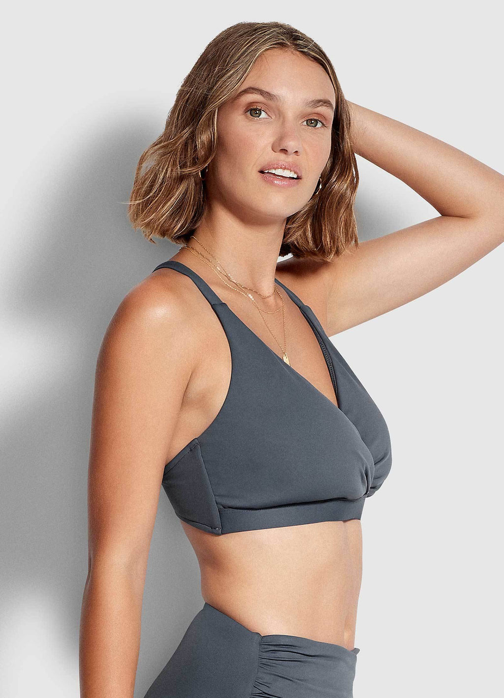 F Cross Front Bra - AKWA SURF