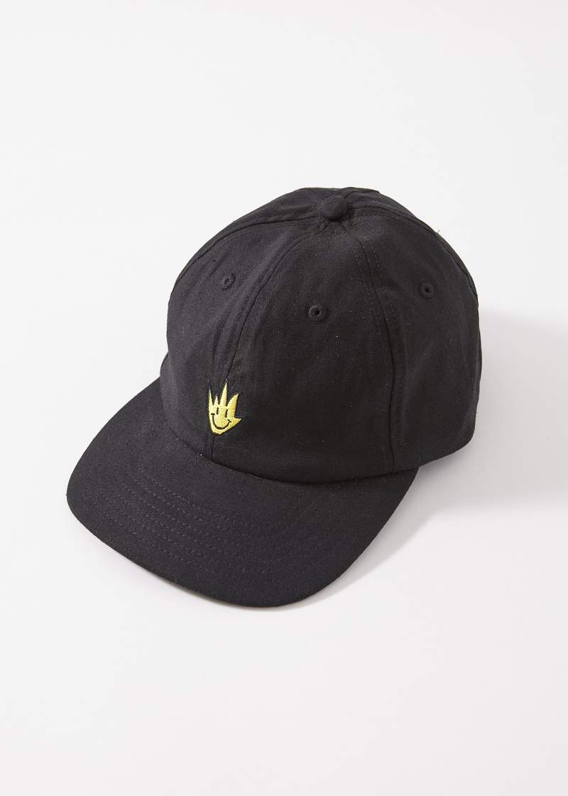 Tito Flame Hemp 6 Panel Hat - AKWA SURF