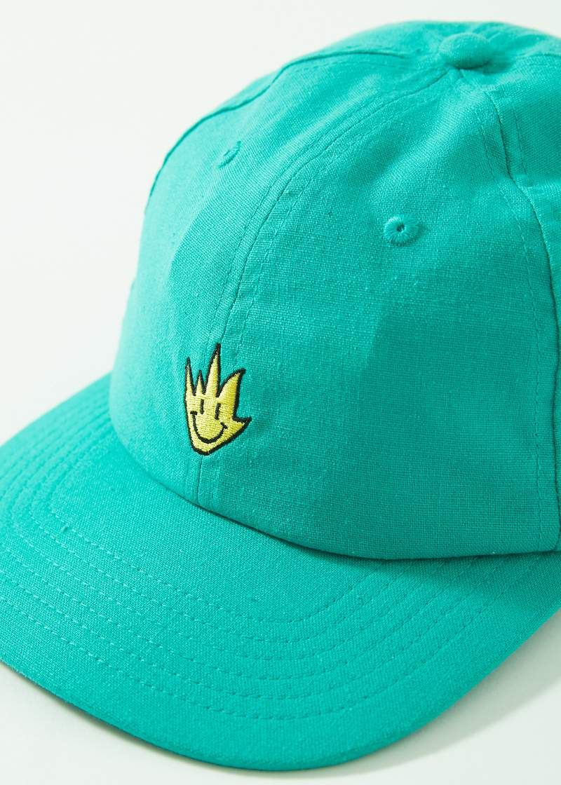 Tito Flame Hemp 6 Panel Cap Mully
