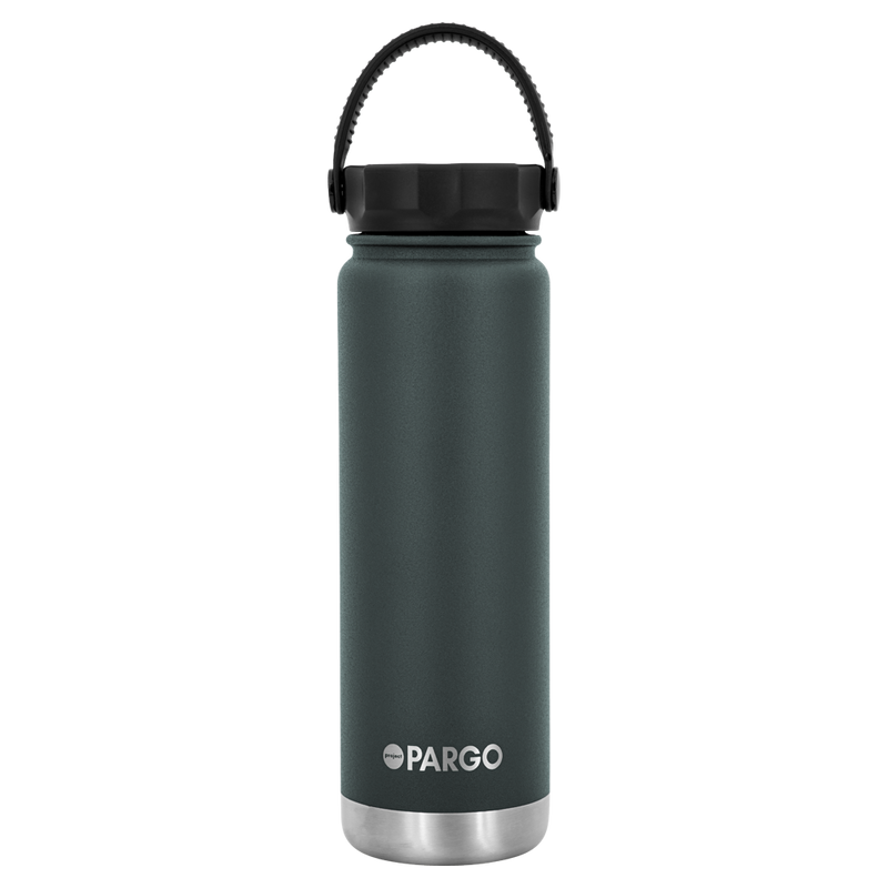 750mL Insulated Bottle BBQ Charcoal - AKWA SURF