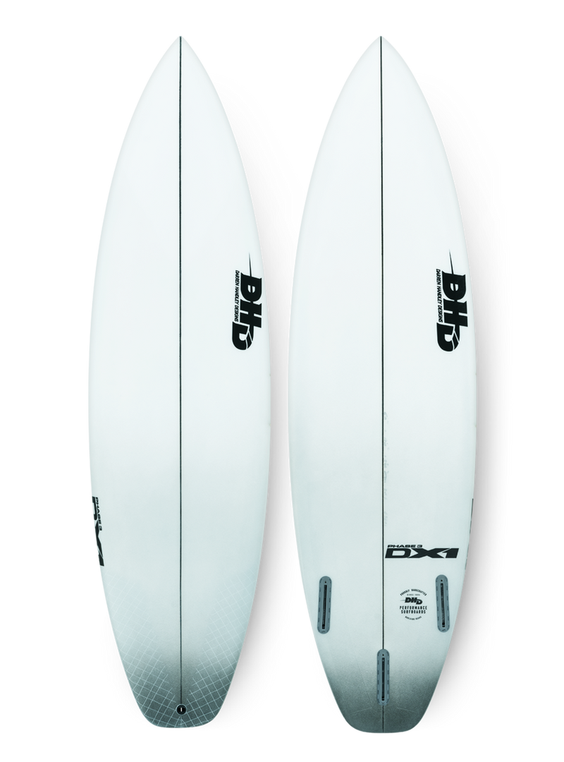 DX1 Phase 3 5'4 x 18 x 2 1/8 x 21L - AKWA SURF