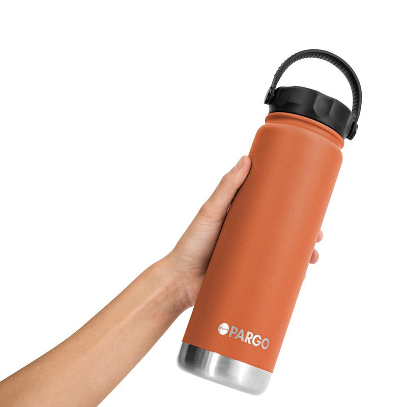 750mL (25oz) Insulated Bottle outback red - AKWA SURF