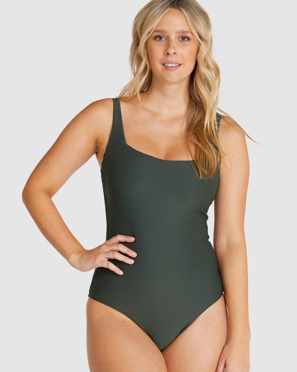 Rococco D-E Square One Piece