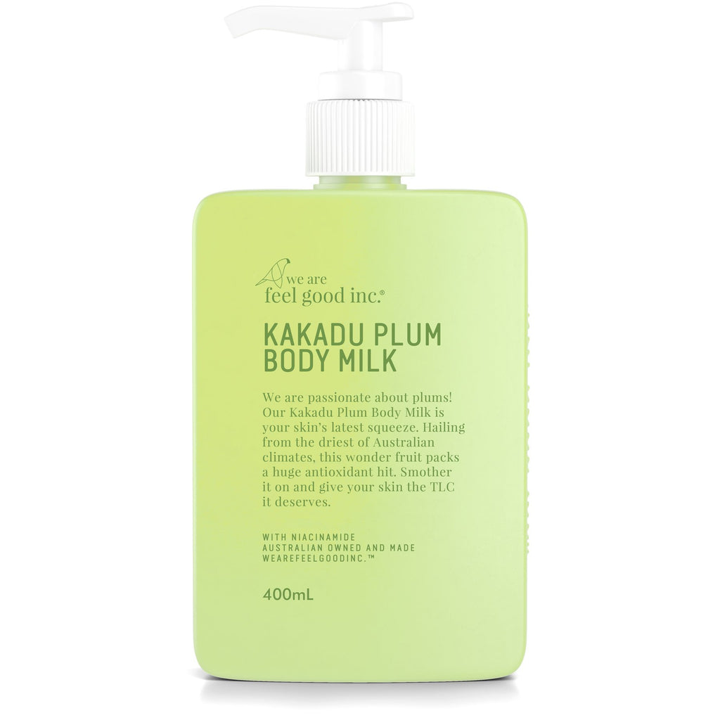 Kakadu Plum Body Milk Moisturiser 400ml - AKWA SURF