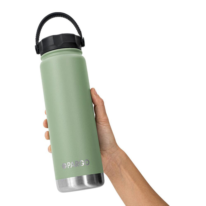 750mL (25oz) Insulated Bottle Eucalypt - AKWA SURF
