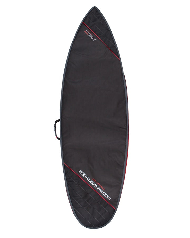 Compact Day Shortboard Cover - AKWA SURF
