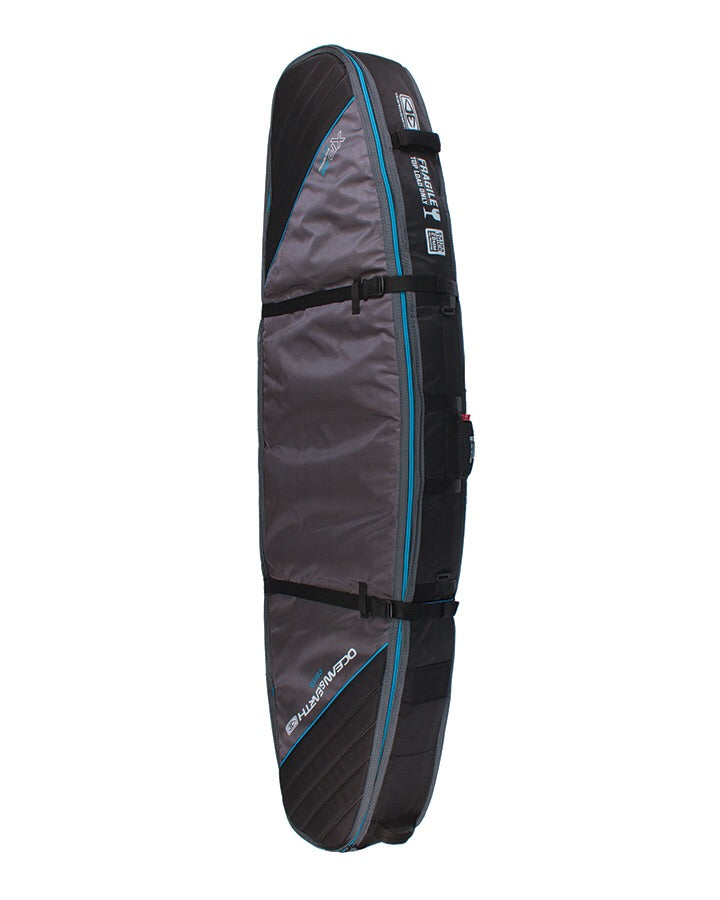 Triple Coffin Shortboard Cover - AKWA SURF