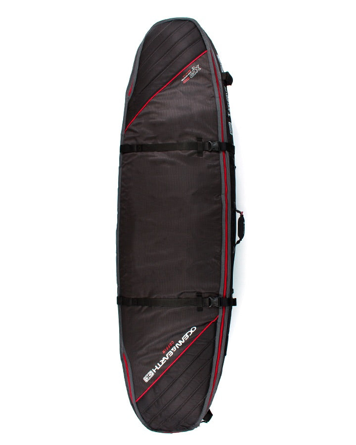 Quad Coffin Shortboard Cover - AKWA SURF
