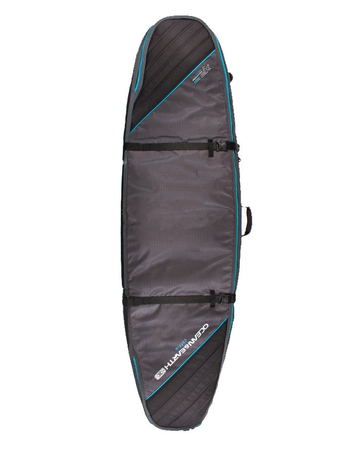 Double Coffin Shortboard Cover - AKWA SURF