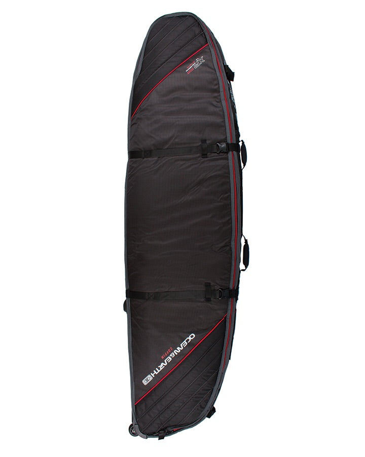 Quad Wheel Shortboard Cover - AKWA SURF