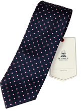 Load image into Gallery viewer, MJ Bale silk ties