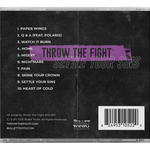 Throw The Fight Settle Your Sins back cover