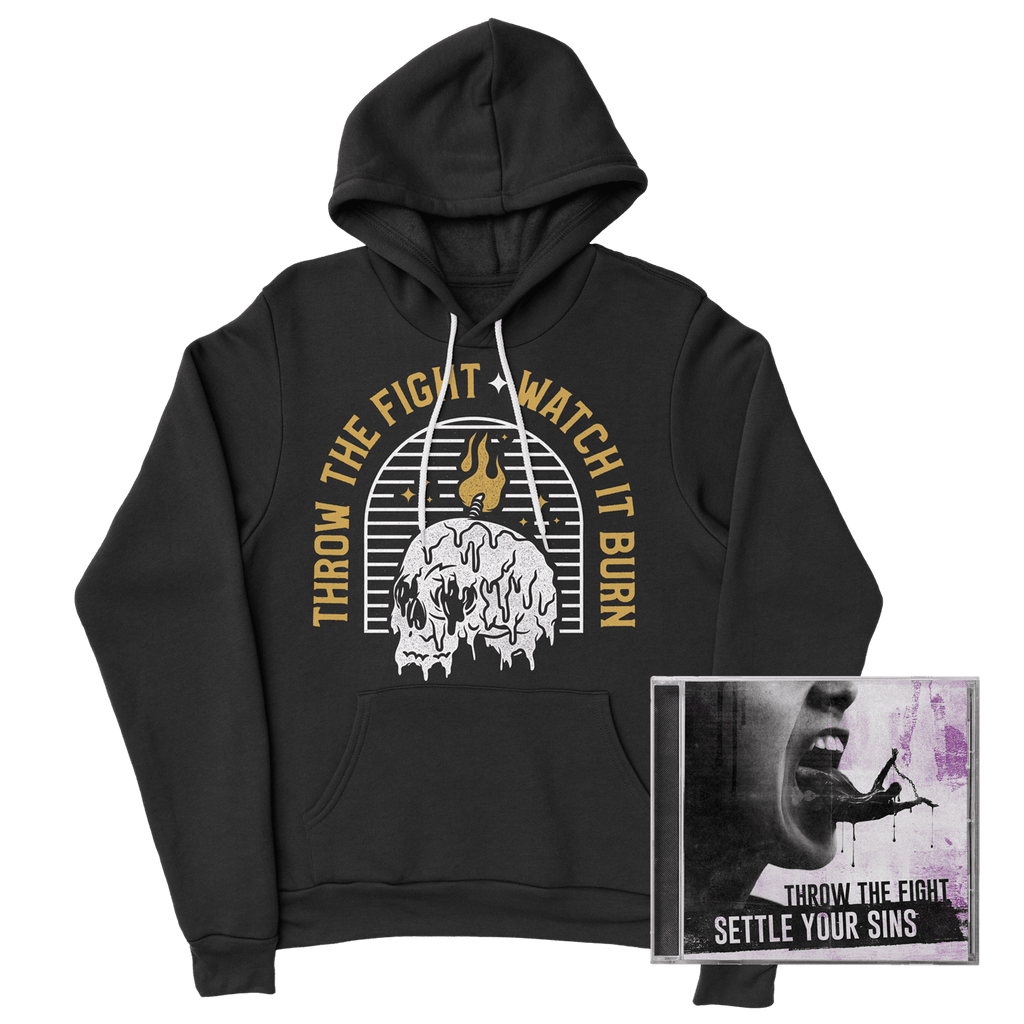 Watch it Burn Pullover Bundle