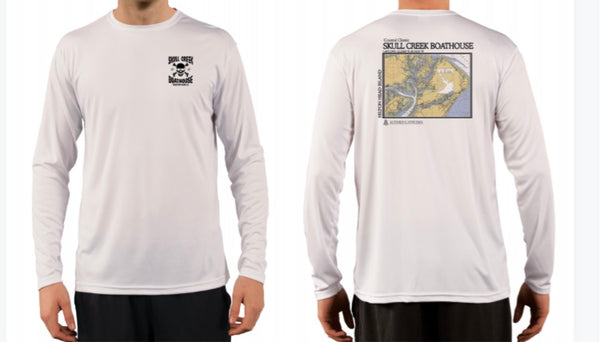 HHI Map UPF 50+ Performance Long Sleeve