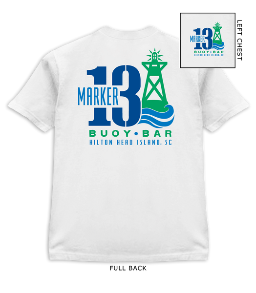 SCB Marker 13 Buoy Bar T-Shirt