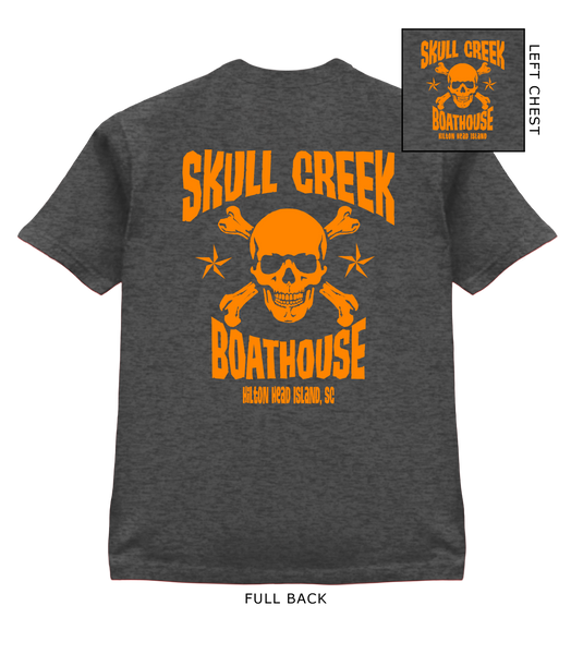 SCB Skull Logo T-Shirt- MORE COLORS AVAILABLE