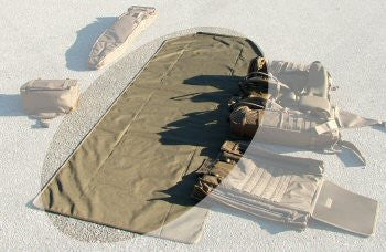 Eberlestock Padded Shooting Mat - Coyote Brown