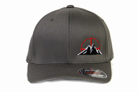 SMR Hat - FlexFit - Grey