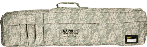 Garrett Camo Softcase Carry Bag
