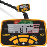 Garrett ACE 300 Metal Detector with Headphones and Free Accessories