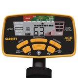 Garrett ACE 400 Metal Detector with Headphones and Free Accessories
