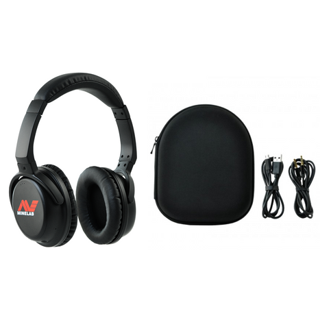 Minelab ML 80 Equinox Series Wireless Bluetooth Headphones