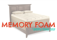 Luxury - Queen - Memory Foam Mattress
