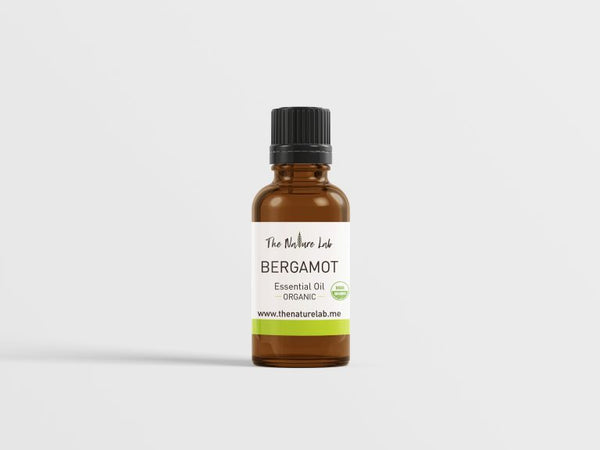 THE NATURE LAB - BERGAMOT ESSENTIAL OIL
