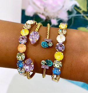 GIA STRETCH BRACELET/MULTI MIX