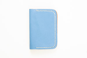 CARD HOLDER IN BLUE