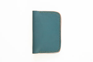CARD HOLDER IN GREEN