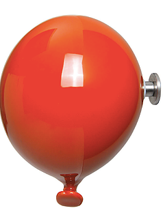 Coat hook mini BALLOON ORANGE