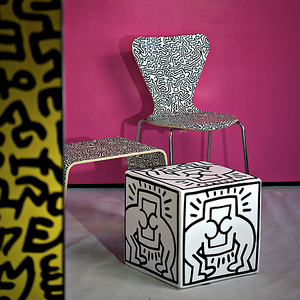 Cubolibre KEITH HARING FIGURES