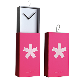 Clock in a box Asterisk