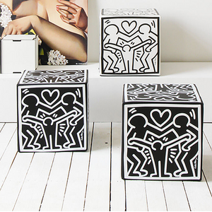 Cubolibre KEITH HARING HAPPY FAMILY