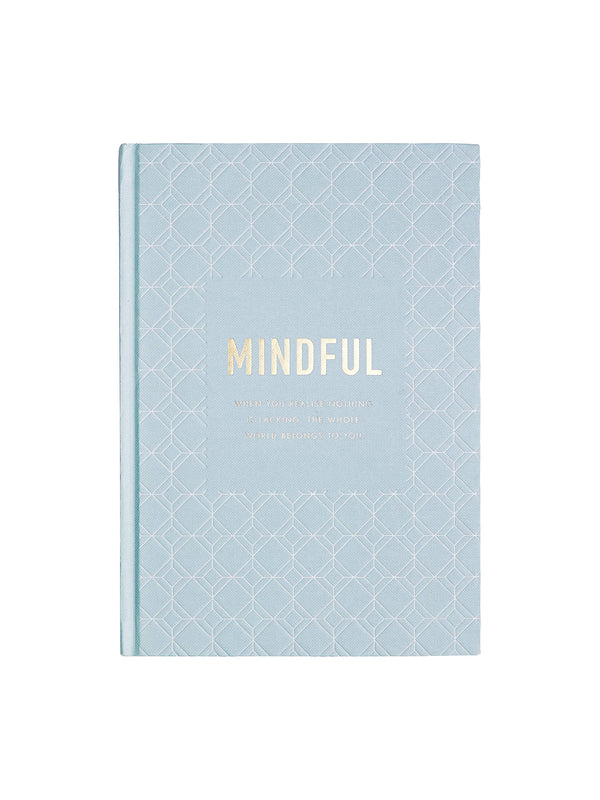 MINDFULNESS JOURNAL INSPIRATION