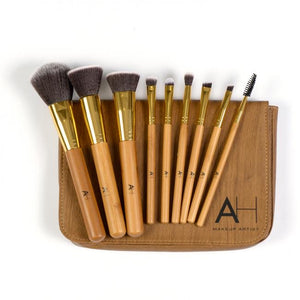 ESSENTIAL BAMBOO BRUSH SET