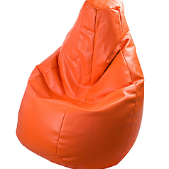 BEANBAG armchair LOLITA Hi-Tek ORANGE