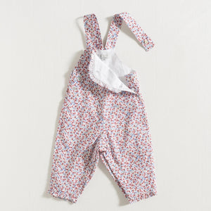 Soft Floral Dungaree